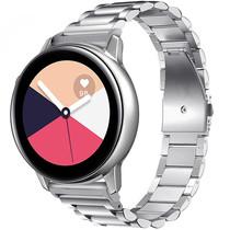 iMoshion Stalen watch bandje Galaxy Watch 40/42mm / Active 2 42/44mm