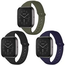 iMoshion Siliconen bandje Multipack Fitbit Versa 2 / Versa Lite