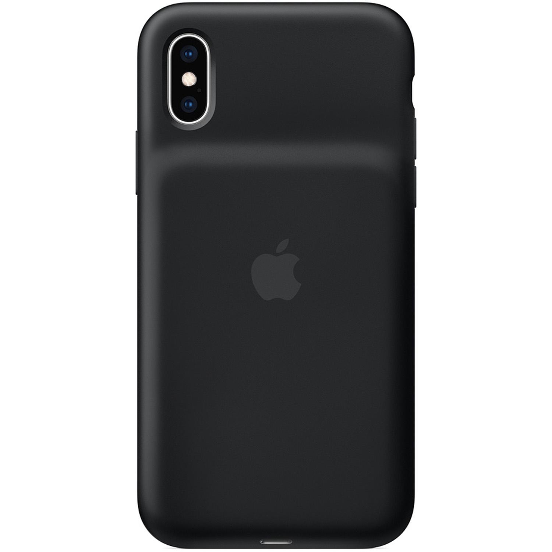 Smart Battery Case voor de iPhone Xs X Black