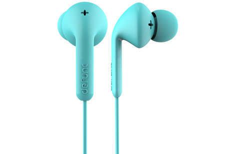 DeFunc Plus Music Earphones - Blauw