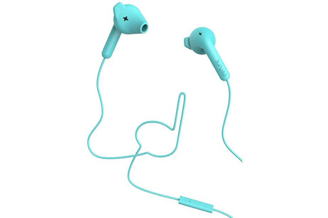DeFunc Go Hybrid Earphones - Blauw