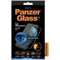 PanzerGlass CF AntiBlueLight Screenprotector iPhone 11 Pro / Xs / X
