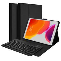 Accezz Bluetooth Keyboard Bookcase iPad 10.2 (2019 / 2020) - Zwart