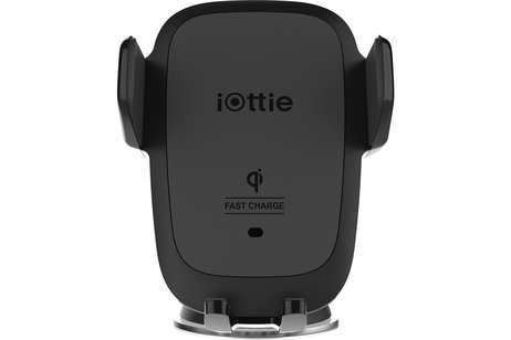 iOttie AutoSense Wireless Fast Charging Mount - Zwart