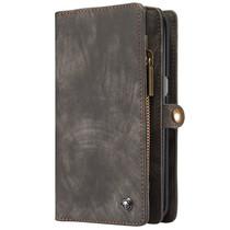 CaseMe Luxe Lederen 2 in 1 Portemonnee Booktype Galaxy S7 Edge