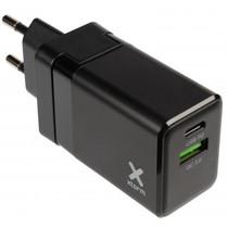 Xtorm Volt Series - Travel Charger USB-C PD & QC 3.0 - 18W