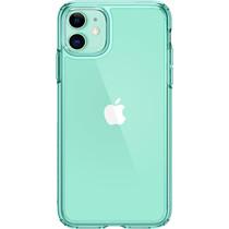 Spigen Ultra Hybrid Backcover iPhone 11 - Groen