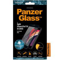 PanzerGlass Anti-Bacterial CF Screenprotector iPhone SE (2020) / 8/7/6s