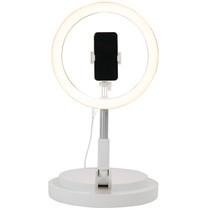 iMoshion Ring LED light - Wit