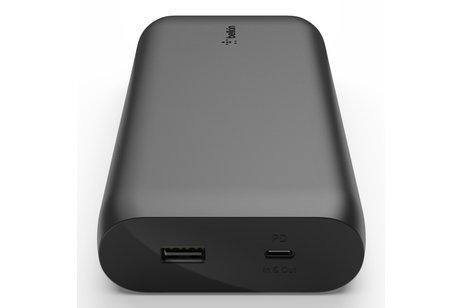 Belkin Boost↑Charge™ USB-C Powerbank - 20.000 mAh - Zwart