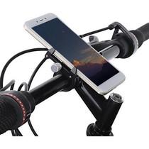 GUB G85 Universele telefoonhouder fiets - Zwart