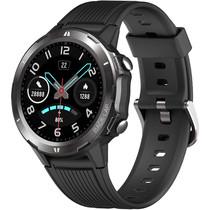 Lintelek Smartwatch Fitness Tracker ID21 - Zwart