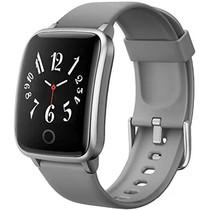 Lintelek Smartwatch Fitness Tracker 205S - Grijs