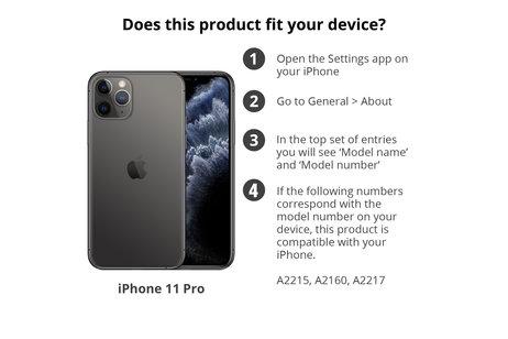 iPhone 11 Pro hoesje - CaseMe Luxe Lederen 2