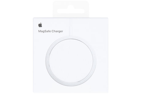 Apple MagSafe Charger - Draadloze oplader - 15W - Wit