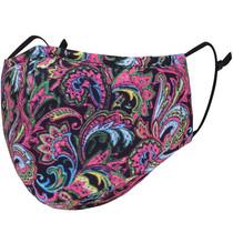 iMoshion Herbruikbaar, wasbaar mondkapje 3-laags katoen - Multicolor