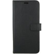 Valenta Leather Booktype OnePlus 7 - Zwart