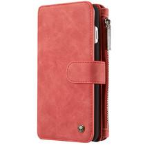 CaseMe Luxe 2 in 1 Portemonnee Booktype iPhone 8 Plus / 7 Plus