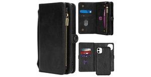 iMoshion 2-in-1 Wallet Booktype iPhone 11 - Zwart