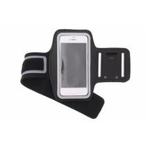 Zwart sportarmband iPhone 5s / 5c / SE