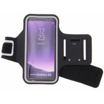 Zwart sportarmband Samsung Galaxy S8