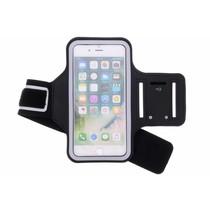 Zwart sportarmband iPhone 8 Plus / 7 Plus