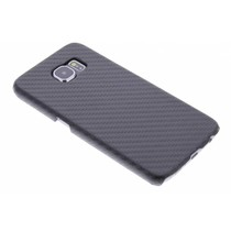 Carbon Hardcase Backcover Samsung Galaxy S6