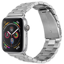 iMoshion Stalen bandje Apple Watch Series 1 t/m 6 / SE - 42/44mm