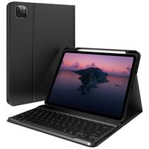 Accezz Bluetooth Keyboard Bookcase iPad Air (2020)/Pro 11 2018/2020
