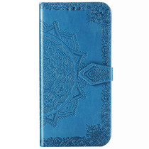 Mandala Booktype Sony Xperia 5 - Turquoise