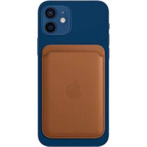 Apple Leather Wallet MagSafe - Saddle Brown