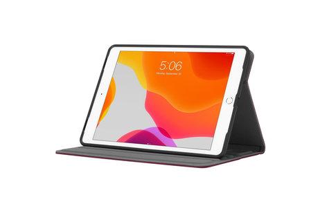 Targus VersaVu Bookcase voor de iPad 10.2 (2019 / 2020) / Pro 10.5 / Air 10.5 - Donkerrood