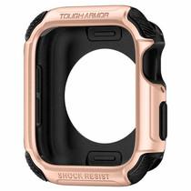 Spigen Tough Armor Case Apple Watch 44 mm - Rosé Goud
