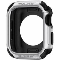 Spigen Tough Armor Case Apple Watch 44 mm - Zilver