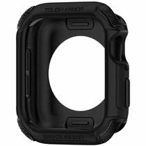 Spigen Tough Armor Case Apple Watch 44 mm - Zwart