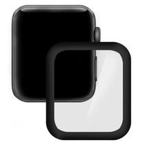 Screenprotector Apple Watch 44 mm - Zwart