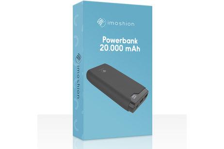 iMoshion Powerbank - 20.000 mAh - Zwart