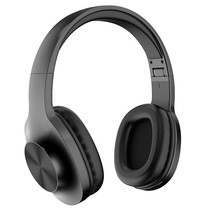 Lenovo HD116 Wireless Over Ear Headphones - Zwart