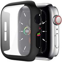 iMoshion Hardcase + Screenprotector Apple Watch Serie 1-3 38 mm