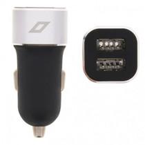 Accezz Dual USB Car Charger - 4,8A - Zwart