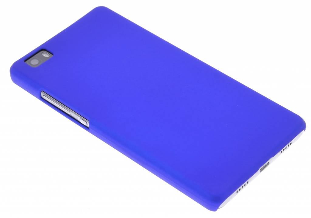 Effen Backcover voor Huawei P8 Lite - Blauw