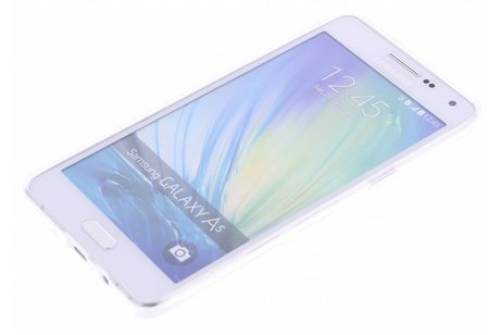 Samsung Galaxy A5 hoesje - Softcase Backcover voor Samsung