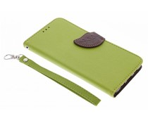 Blad Design Booktype Samsung Galaxy S6 Edge Plus