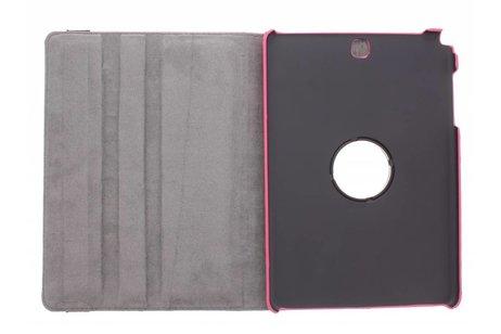 360° Draaibare Design Bookcase voor Samsung Galaxy Tab A 9.7 - Keep Calm