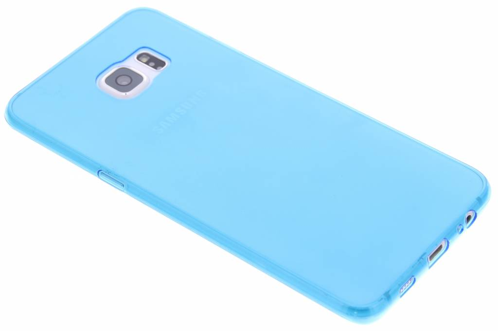 Ultra Thin Transparant Backcover Samsung Galaxy S6 Edge Plus