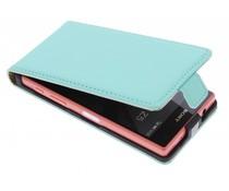 Selencia Luxe Hardcase Flipcase Sony Xperia Z5 Compact