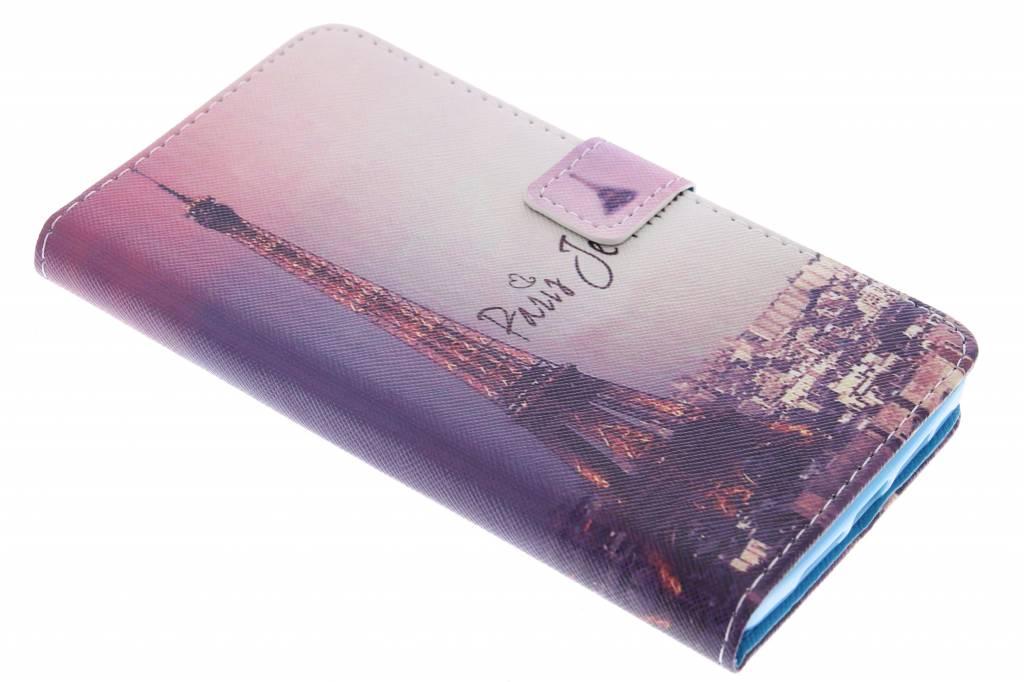 Design Softcase Booktype voor OnePlus 2