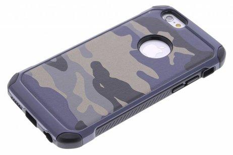 iPhone 6 / 6s hoesje - Army Defender Backcover voor