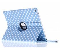360° Draaibare Polka Dot Bookcase iPad Pro 12.9