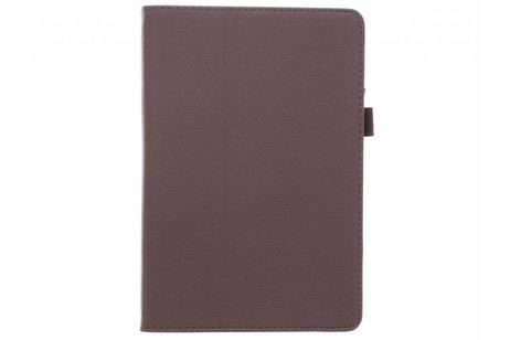 Effen Bookcase voor iPad Mini 4 - Bruin